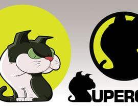 #178 para ILLUSTRATE A COOL SUPER CAT LOGO por areztoon