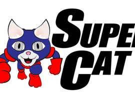 #195 para ILLUSTRATE A COOL SUPER CAT LOGO por AHingley