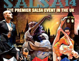 #32 para Stars Of Salsa '14 - The UK Latin Dance Festival por Artistikkk