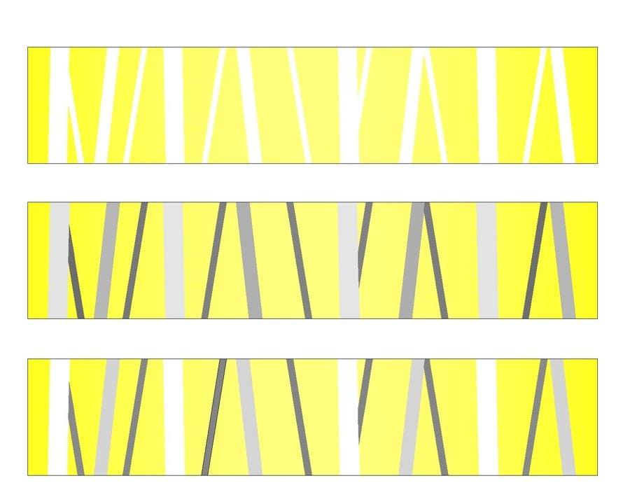 Inscrição nº 43 do Concurso para Design a new wall panel (2D) for commercial warehouses