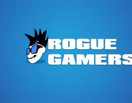 sreesiddhartha tarafından Design a Logo for rogue-Gamers için no 80