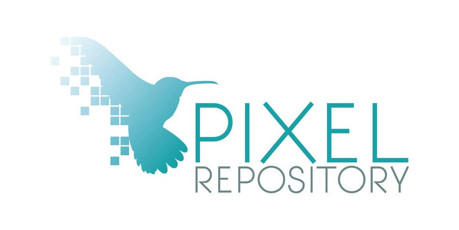 "Proposition n°55 du concours Logo for New Website ""Pixel Repository"""