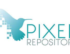 "#55 for Logo for New Website ""Pixel Repository"" by SabreToothVision"