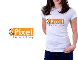 "#3 untuk Logo for New Website ""Pixel Repository"" oleh csdesign78"