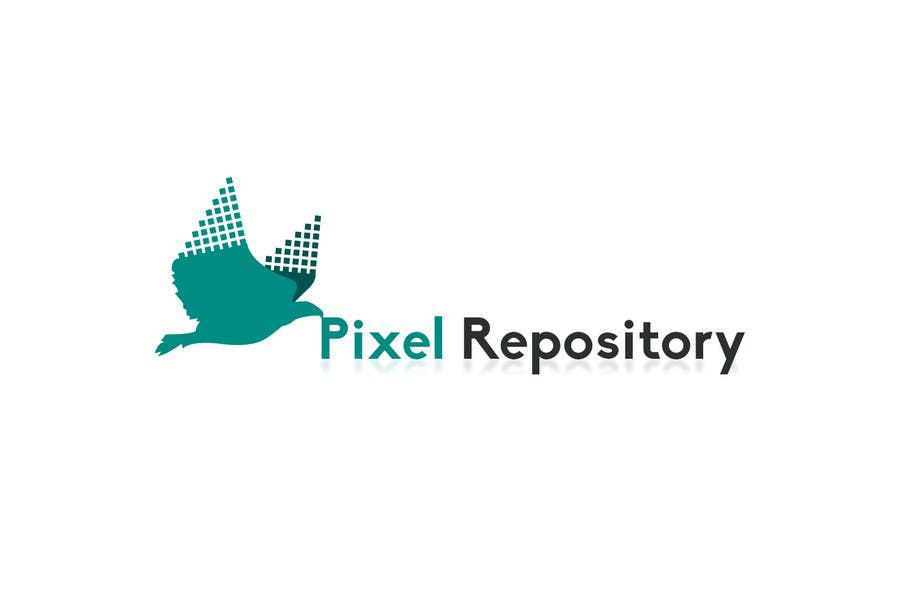 """Proposition n°35 du concours Logo for New Website """"Pixel Repository"""""""