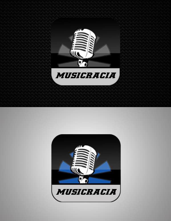 Kilpailutyö #                                        94                                      kilpailussa                                         Design a Logo for Musicracia