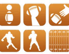 #2 para Design some Icons for a Football Mobile Application por cemento