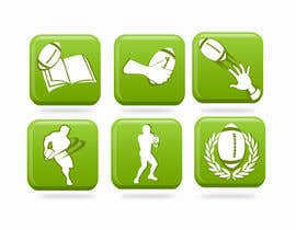 #10 para Design some Icons for a Football Mobile Application por akhil0474