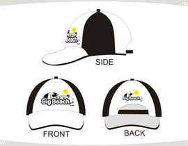 #31 para Baseball Cap Design for Big Beach por innovys