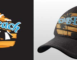 #40 para Baseball Cap Design for Big Beach por Mariodeth