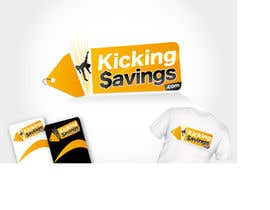 #121 para Logo Design for Kicking Savings por theideascrew