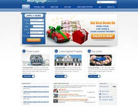 #2 for Design a Website Mockup for mojolender.com by anusachu