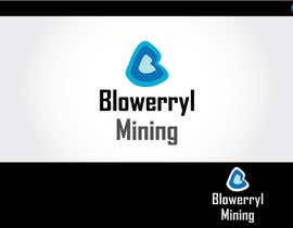 #591 untuk Logo Design for Blowerryl Mining Inc -Mining ,Trading / Import Export(IronOre,NickelOre,Coal) oleh n24
