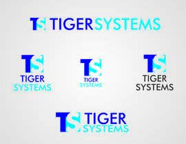 #31 for Design a Logo for Tiger Systems by TheAVashe