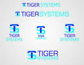 nº 32 pour Design a Logo for Tiger Systems par TheAVashe