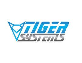 nº 105 pour Design a Logo for Tiger Systems par KiVii