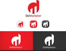 "johanmak tarafından Design a Logo for ""DeMarketer"" - for the defense marketing expert için no 200"