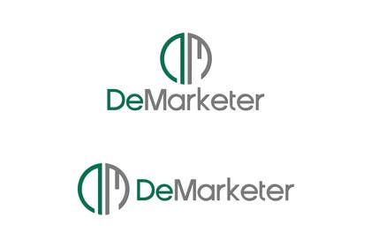 "nº 195 pour Design a Logo for ""DeMarketer"" - for the defense marketing expert par kk58"
