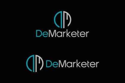 "nº 196 pour Design a Logo for ""DeMarketer"" - for the defense marketing expert par kk58"