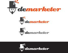 "arteastik tarafından Design a Logo for ""DeMarketer"" - for the defense marketing expert için no 90"