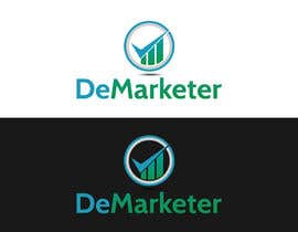 "#140 for Design a Logo for ""DeMarketer"" - for the defense marketing expert af texture605"