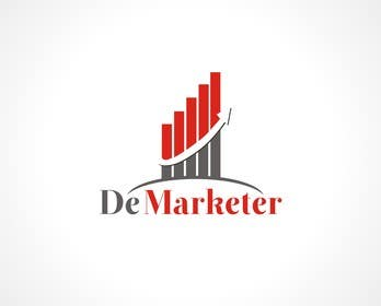 "nº 82 pour Design a Logo for ""DeMarketer"" - for the defense marketing expert par usmanarshadali"