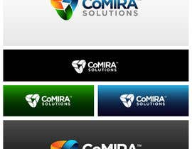 #194 para Logo Design for CoMira Solutions por maidenbrands