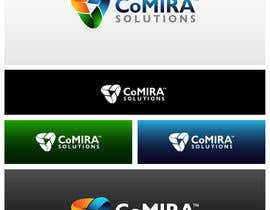 #191 para Logo Design for CoMira Solutions por maidenbrands