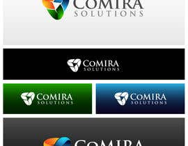 #198 para Logo Design for CoMira Solutions por maidenbrands