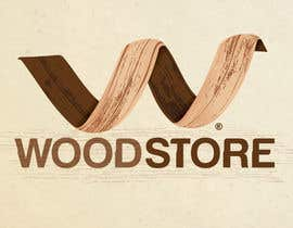 nº 97 pour Design a logo for a WOODSTORE par ramb74