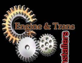 #101 para Design a Logo for Engine & Transmission Installers por smahsan11