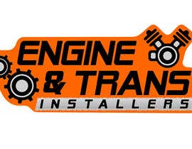 #58 para Design a Logo for Engine & Transmission Installers por mzovko