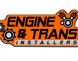 #79 para Design a Logo for Engine & Transmission Installers por mzovko