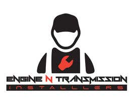 #110 para Design a Logo for Engine & Transmission Installers por rsablania