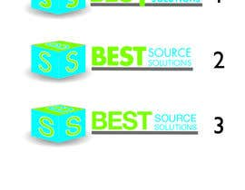 #58 for Best Source Solutions - logo for cards and web by blackd51th