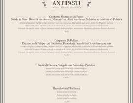 restaurant fine dining menu template design freelancer
