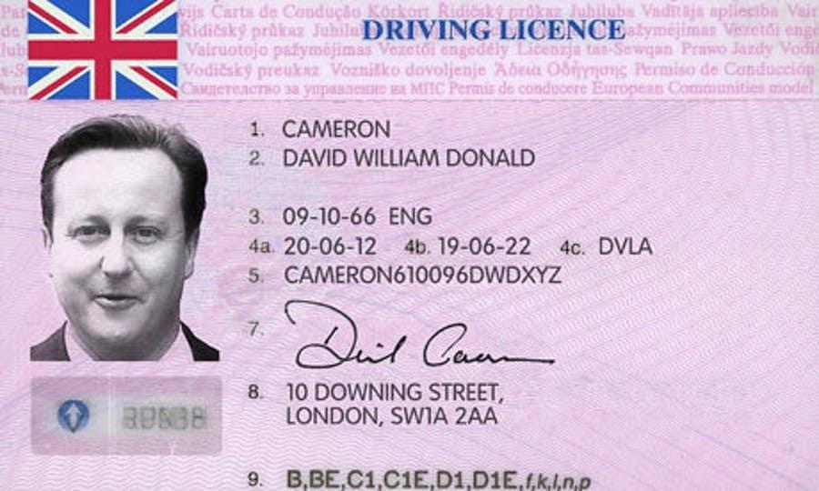 free uk driving license template memoenterprises