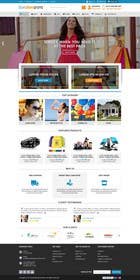 abcdNd tarafından Design a promotional product website için no 8