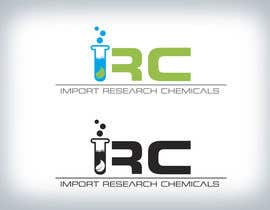 #173 untuk Logo Design for Import Research Chemicals oleh Clarify