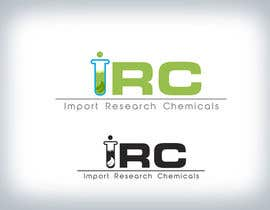#164 untuk Logo Design for Import Research Chemicals oleh Clarify