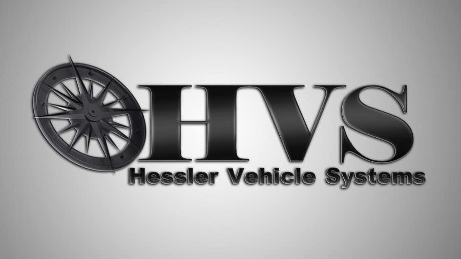 Penyertaan Peraduan #302 untuk Logo Design for Hessler Vehicle Systems