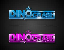 #57 for Logo for Dino Crash (DJ) by tolehead