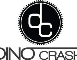 nº 88 pour Logo for Dino Crash (DJ) par VDesignPhoto