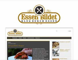 #17 for Design eines Logos for website www.essenbildet.de by pointspinkin