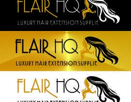 #105 for Design a Logo for Fashion and Hair Website af advway