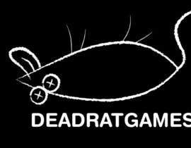 #111 for Design a Logo for DeadRatGames by studioprieto