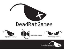 nº 280 pour Design a Logo for DeadRatGames par r063rabad