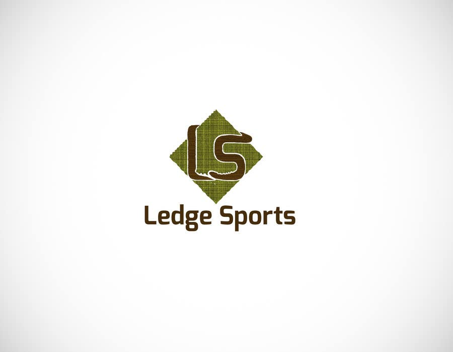 Kilpailutyö #25 kilpailussa Design a Logo for Ledge Sports