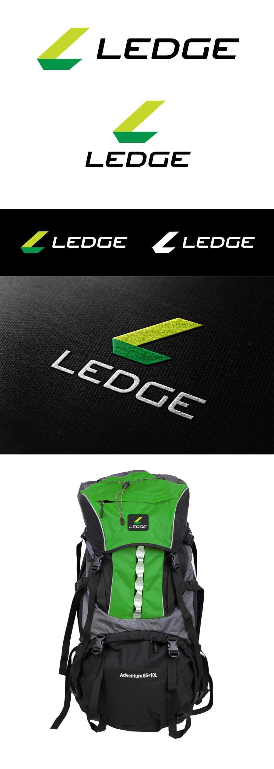 Kilpailutyö #49 kilpailussa Design a Logo for Ledge Sports