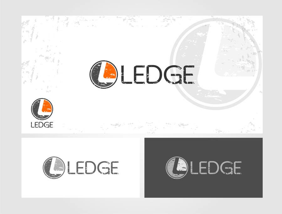 Kilpailutyö #61 kilpailussa Design a Logo for Ledge Sports